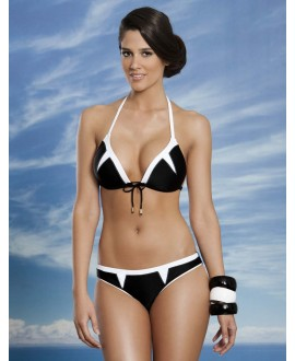 RUMBA push-up triangle bikini