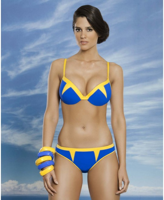 RUMBA double push-up bikini