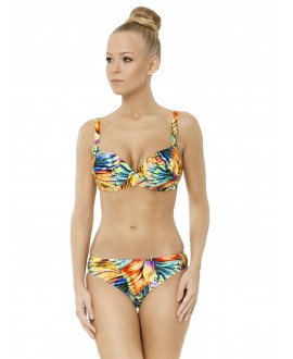 "Bikini with ""triple"" push-up effect monocup"